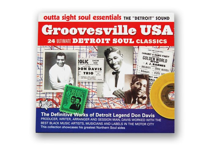 Groovesville USA: 24 Track CD Get from www.groovesvilleusa.com
