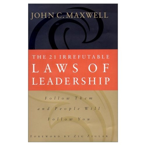 book report on 21 irrefutable laws of leadership Read and download 21 irrefutable laws of leadership summary free ebooks in pdf format  owners manual create digital manual book report parent letter tadano faun.