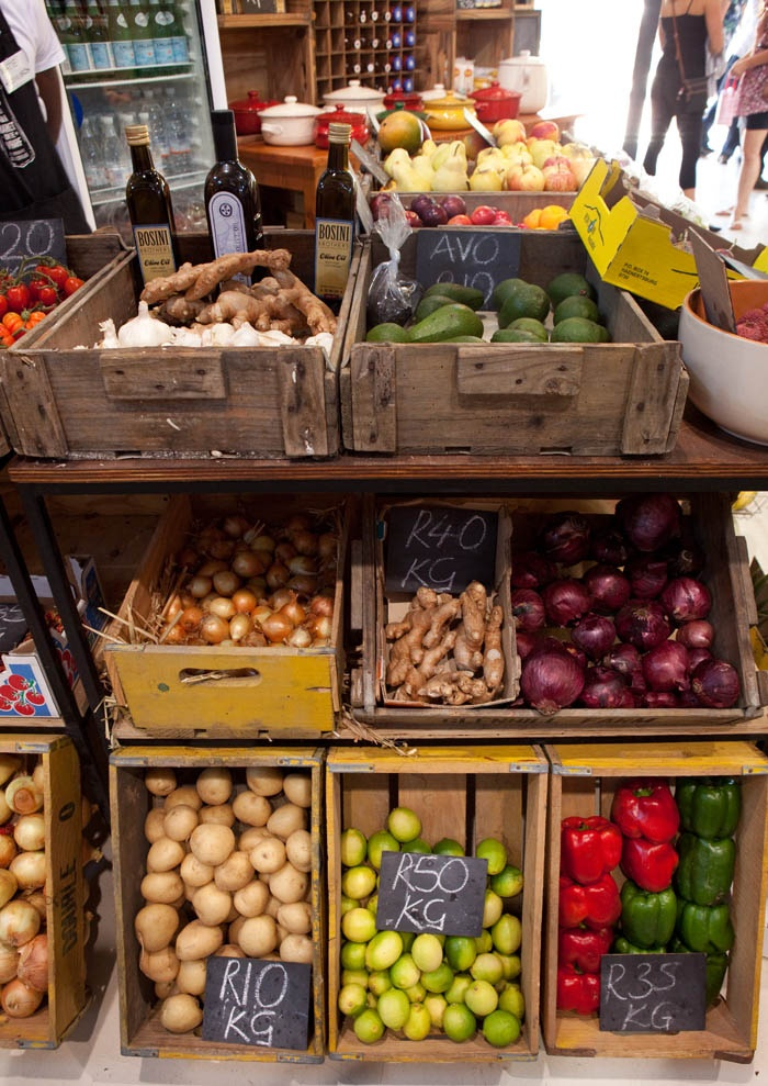 V market on the wharf, waterfront, cape town