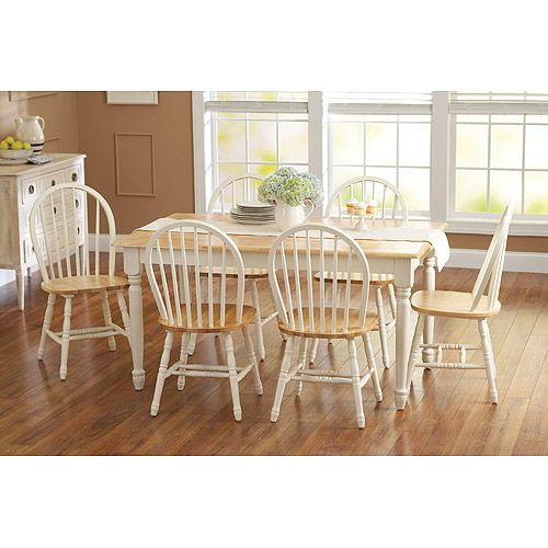 Better Homes And Gardens Autumn Lane 7 Piece Dining Set