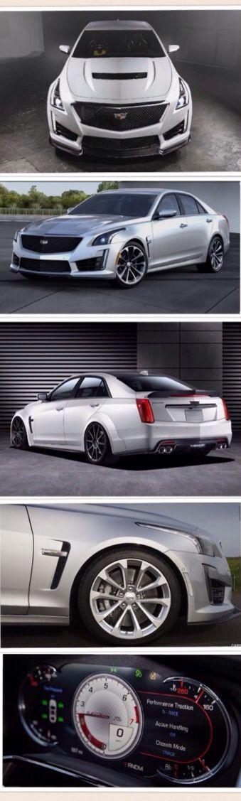 2016 Cadillac CTS V , Best Sports Sedan!
