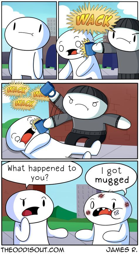 Image result for theodd1sout comics