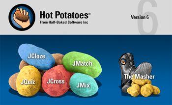 Belgische site met veel materiaal voor Hot Potatoes