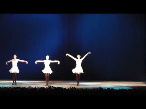 Swan lake, irish dance....fabulous
