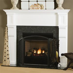 carrington traditional wood fireplace mantel surrounds - Fireplace Fronts