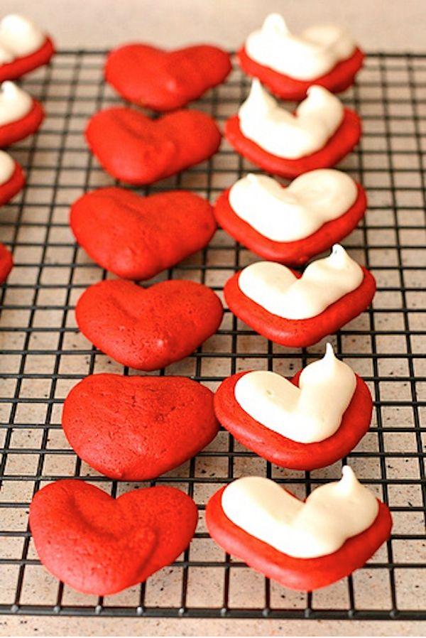receta dulce de San Valentín