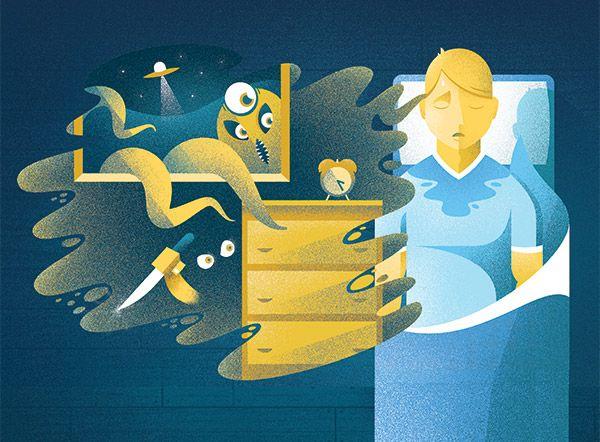 O que é a paralisia do sono?