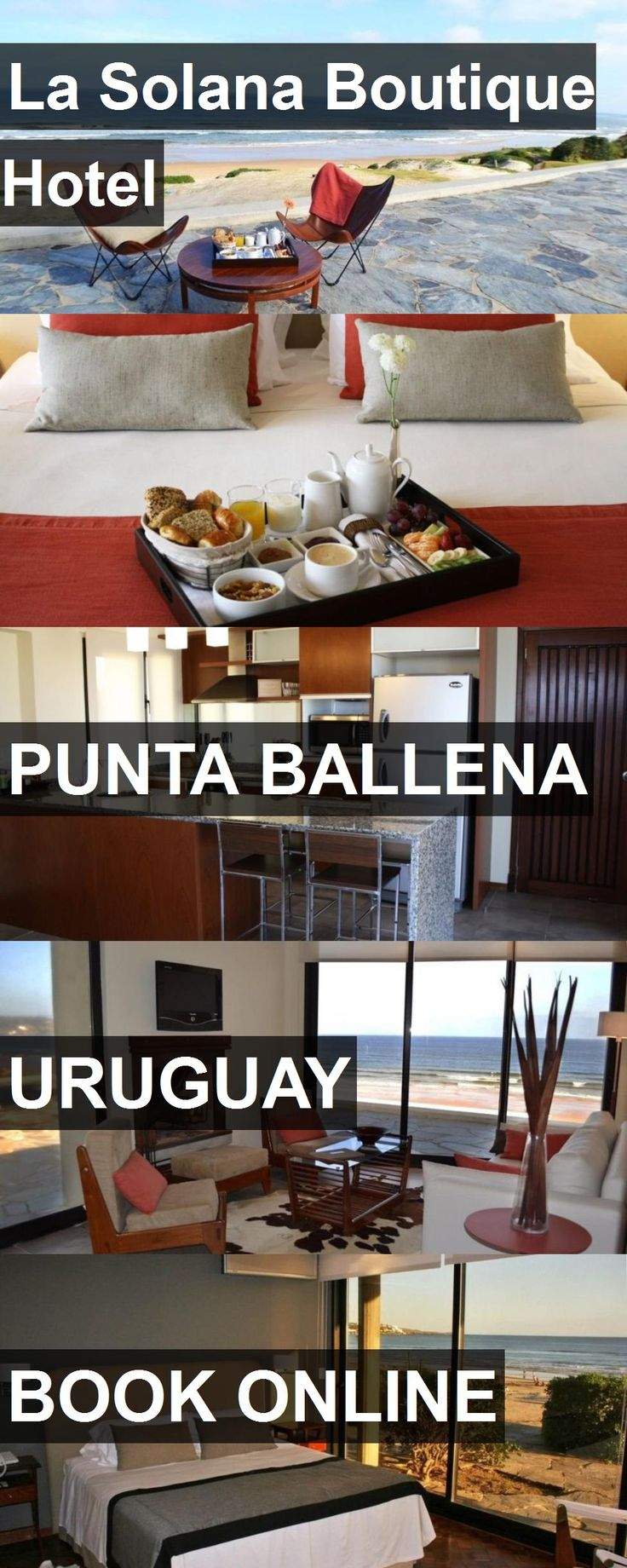 Hotel La Solana Boutique Hotel in Punta Ballena, Uruguay. For more information, photos, reviews and best prices please follow the link. #Uruguay #PuntaBallena #LaSolanaBoutiqueHotel #hotel #travel #vacation