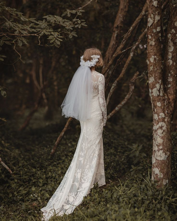 Dresses and styling by Rue De Seine   Makeup and hair by Natalie Dent   Florals by Leaf and Honey   Jessica Sim Photography