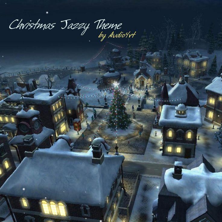 CHRISTMAS JAZZY THEME