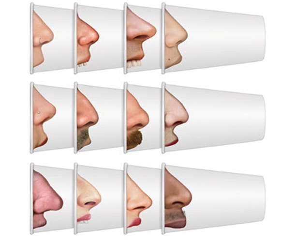 Pick Your Nose Party Cups. Ha! :D