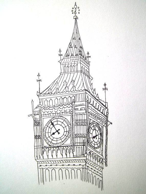 Best 25 Big Ben Tattoo Ideas On Pinterest London Tattoo