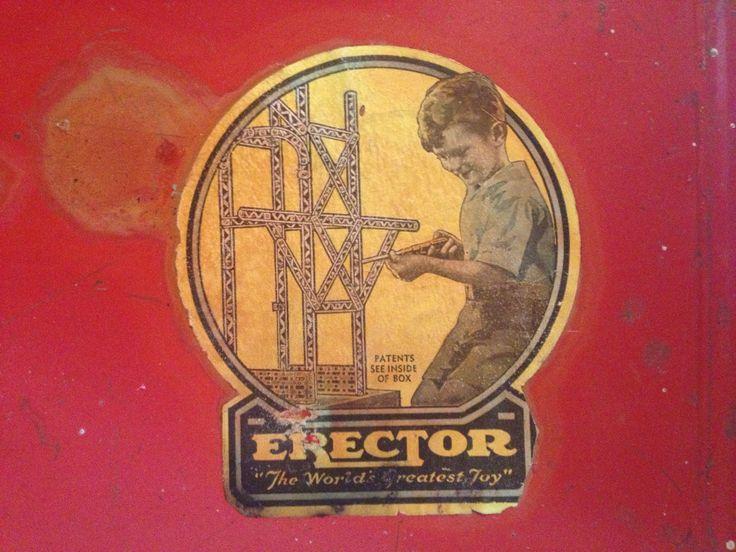 erector set crane instructions