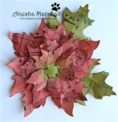 Buy Tim Holtz Tattered Poinsettia -Sizzix Bigz Dies Online | Hobby Craft and Scrap Your Australian Online Shop for Sizzix Scrapbooking Supplies.