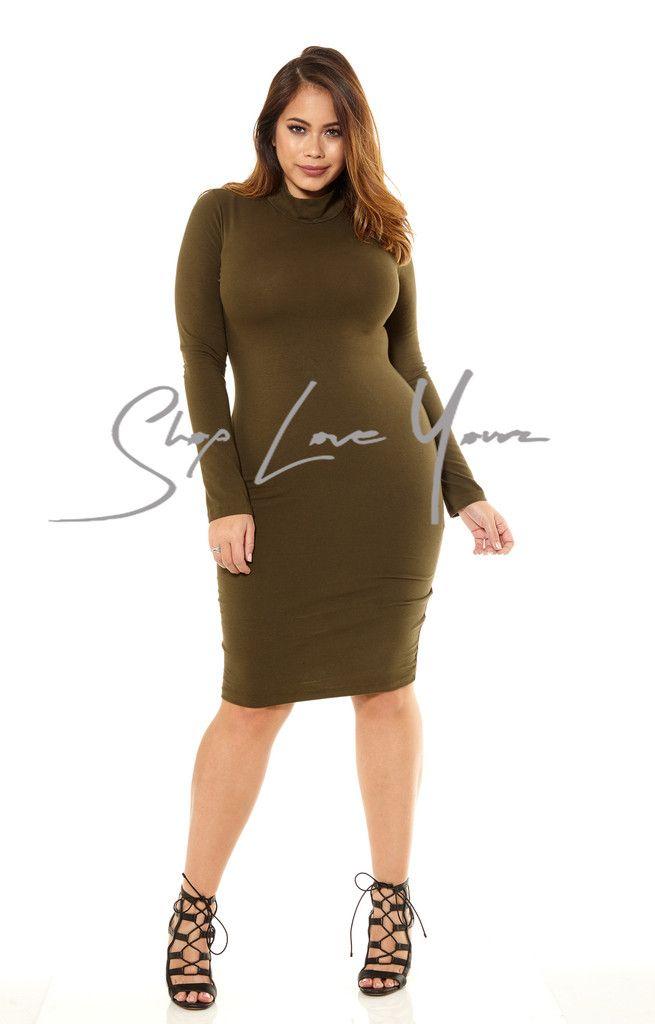 Plus size dress very kenda