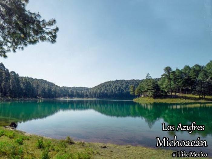 Los Azufres, Michoacan