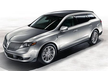 2015 Lincoln MKT. My dream car.