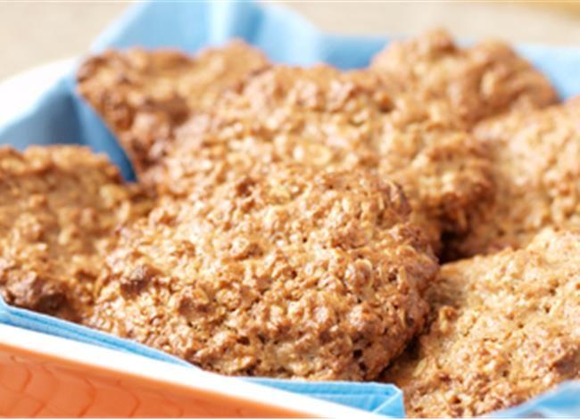 Quaker Cookies με λεμόνι και γιαούρτι