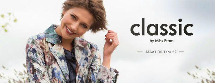 Nieuw bij Miss Etam: CLASSIC by MISS ETAM