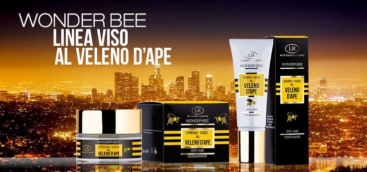 Wonder Bee Linea viso al Veleno d'Ape
