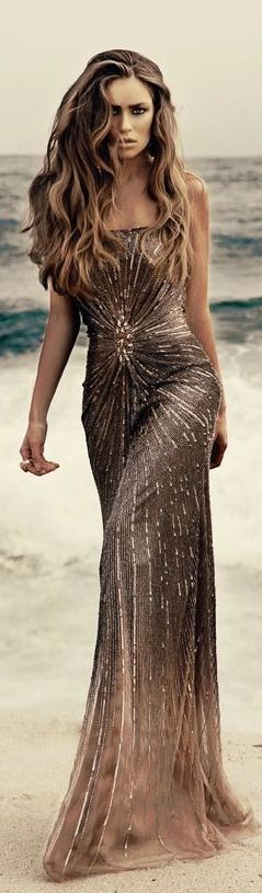 Gorgeous  Glamour Gown