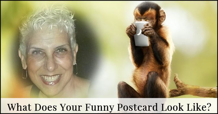What Does Your Funny Postcard Look Like?