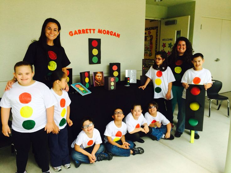 Black History Month Garrett Morgan Project