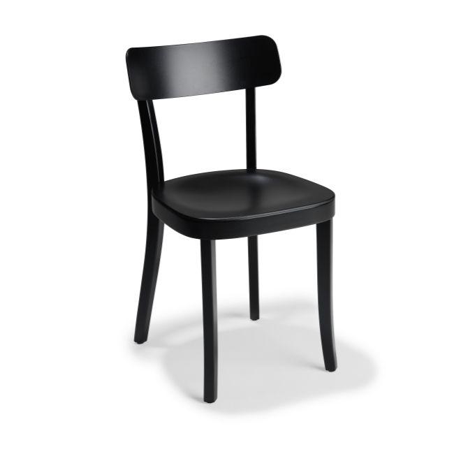 Roanne Matstol, Svart - TheHome - Möbler på nätet