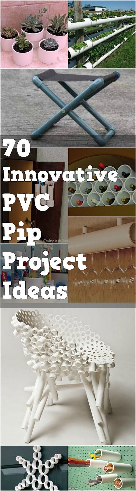 17 best ideas about pvc pipe crafts on pinterest pvc for Pvc pipe craft projects