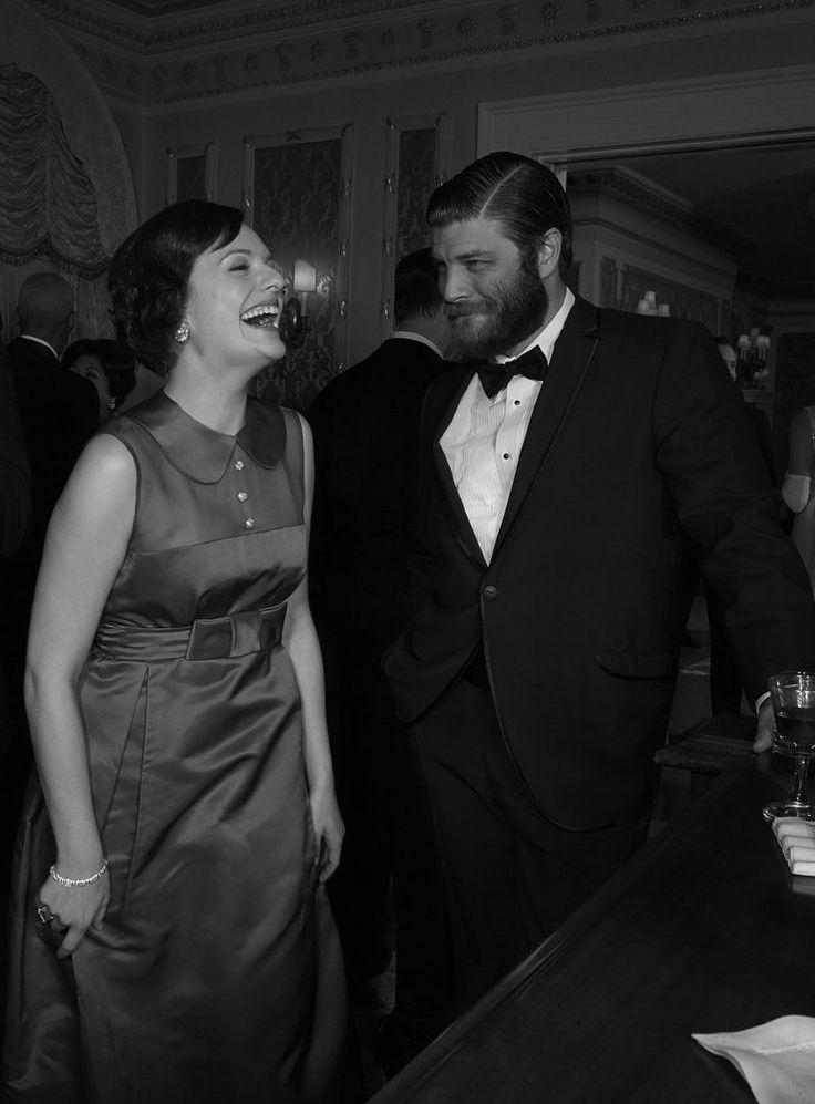 Peggy Olson & Stan Rizzo, Mad Men