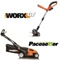 WORX Pacesetter and WORX GT Combo