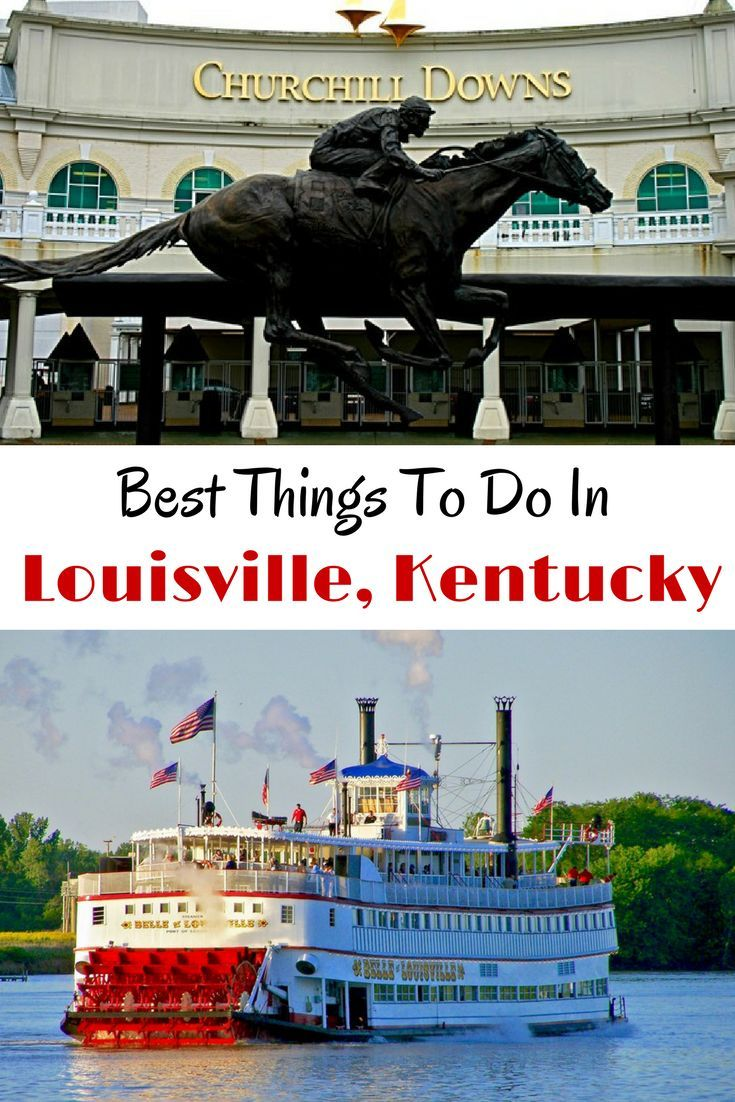 Find the best things to do in Louisville, Kentucky. Where to stay, what to do, and what you should eat in Louisville.