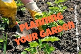 How to plan you garden.