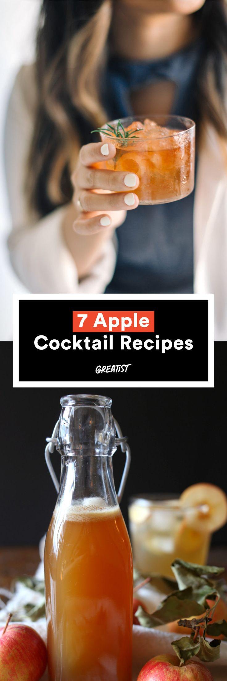 A more fun way to make use of that apple-picking h…