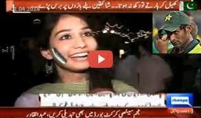 Girl to Shoaib Malik: Please go Back to Sania Mirza We Don't Need You