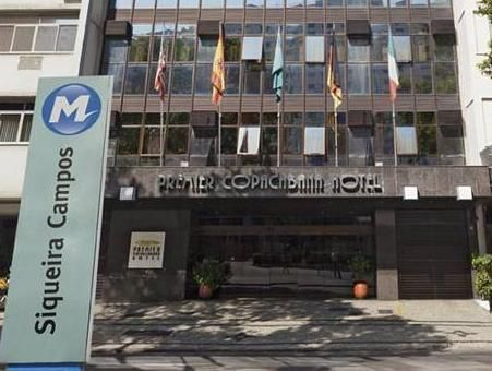 Rio De Janeiro Premier Copacabana Hotel Brazil, South America Ideally located in the prime touristic area of Copacabana, Premier Copacabana Hotel promises a relaxing and wonderful visit. Offering a variety of facilities and services, the hotel provides all you need for a good night's sleep. All the necessary facilities, including free Wi-Fi in all rooms, 24-hour front desk, facilities for disabled guests, car park, room service, are at hand. Designed for comfort, selected gues...