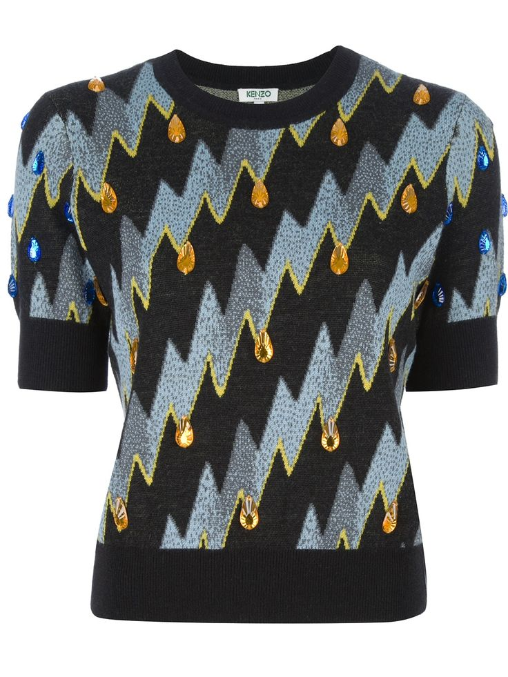#kenzo #sweater #top #knitwear #farfetch #dolcitrame #dolcitrameshop #womens