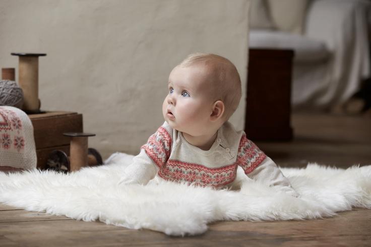 #purebaby #purebabyorganic #winter #baby #fairisle