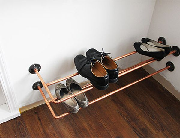 Pipes inspiration. Home decor