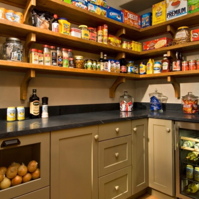 13 Best Kitchen And Pantry Organization Ideas: 42 Best Pantry Ideas Images On Pinterest