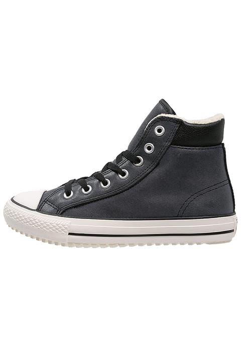 Converse CHUCK TAYLOR ALL STAR - Sneakers alte - black/egret a € 60,00 (20/01/17) Ordina senza spese di spedizione su Zalando.it