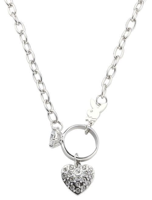 Náhrdelník Playboy Diamante Ring
