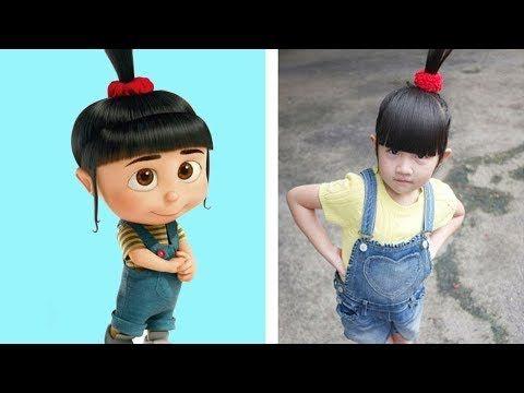 10 Personajes De GRU MI VILLANO FAVORITO 3 En La VIDA REAL - VER VÍDEO -> http://quehubocolombia.com/10-personajes-de-gru-mi-villano-favorito-3-en-la-vida-real    10 Personajes De GRU MI VILLANO FAVORITO 3 En La VIDA REAL , y es que la saga Gru Mi Villano Favorito 3 estrena nueva película y nuevos personajes que también existen en la vida real , Agnes los Minions y villanos como Vector tienen su personaje en la vida real de carne y hueso, no te pierdas...