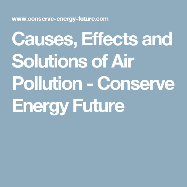 sources of air pollution essay Air pollution can cause long-term and short-term health effects it's found that the  elderly and young children are more affected by air pollution short-term health.