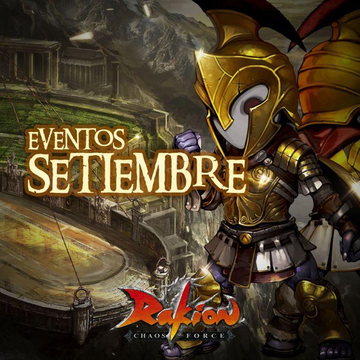 #Gaming ¡#Rakion presenta nuevos eventos para el mes de septiembre! http://www.technopatas.com/rakion-presenta-nuevos-eventos-para-el-mes-de-septiembre/?utm_content=bufferf63e6&utm_medium=social&utm_source=pinterest.com&utm_campaign=buffer Softnyx Latino Rakion Latino