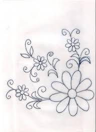 Resultado de imagem para diseños de bordados a mano para blusas