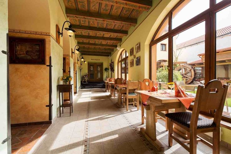 Hotel Selský Dvůr - hotelová restaurace