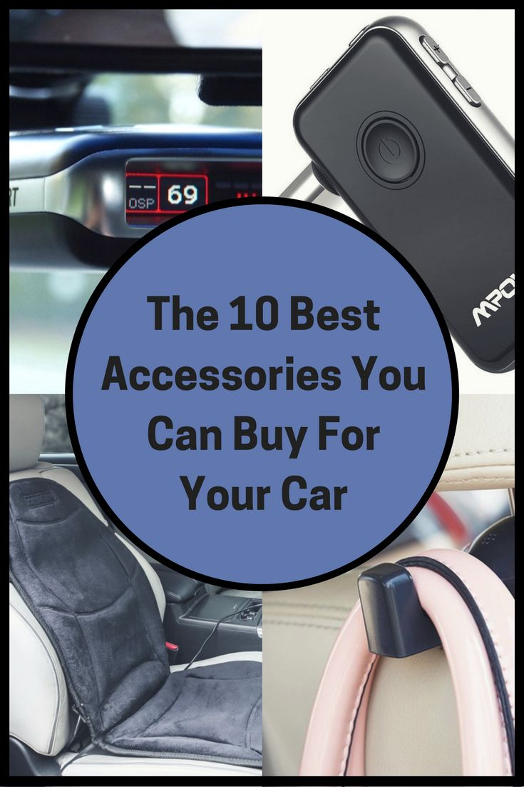 The 10 Best Accessories You Can Buy for Your Car – Gadgets: Bob Vila's Picks