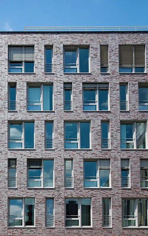 Erstaunliche Backsteingebäude-Entwürfe, die Sie sehen müssen
