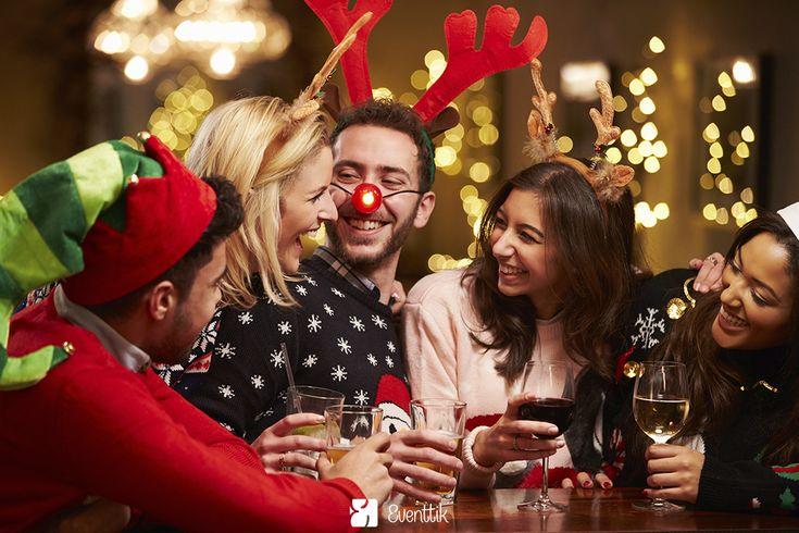 Checa 5 cosas que puedes hacer en tu fiesta navideña. Da click en la bio  #eventtik #consejos #navidad #fiesta #luces #tips #nochebuena #amigos #amistad #eventos #organiza #noche #mexico #cdmx